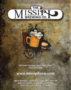 Wings Special @ The Missipi Brew | Muscatine | Iowa | United States