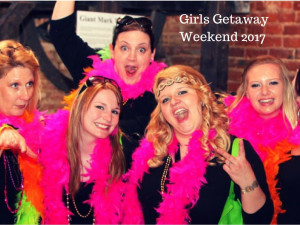 """Girls Getaway @ Downtown Muscatine - Beginning at """"The River Room"""" 
